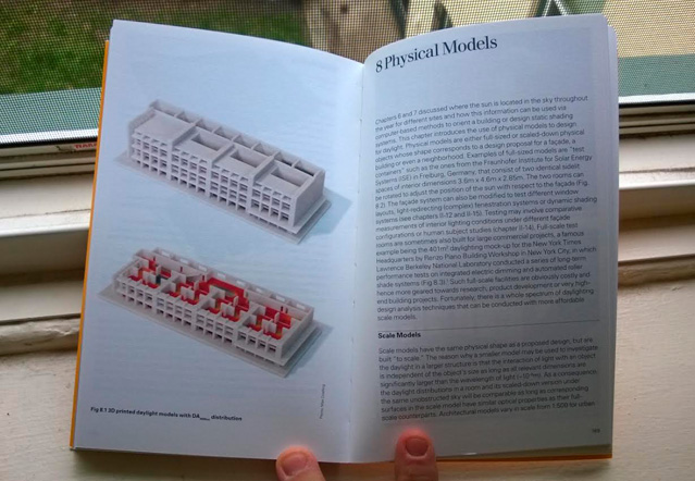 Daylighting Handbook  I RP model shot